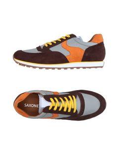 Низкие кеды и кроссовки Saxone