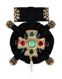 Брошь Dolce & Gabbana
