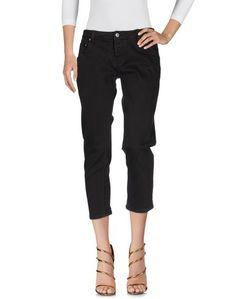 Джинсовые брюки-капри Prada Sport