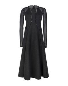 Платье длиной 3/4 Donna Karan