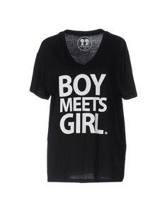 Футболка BOY Meets Girl®