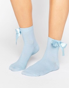 Носки с бантами ASOS - Синий