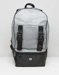 Черный рюкзак для путешествий Hype - Черный