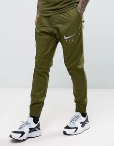 Зеленые суженные книзу джоггеры Nike Air 832204-331 - Зеленый