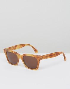 Винтажные солнцезащитные очки RetroSuperFuture America - Коричневый