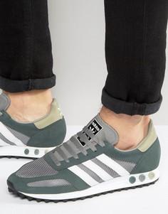 Серые кроссовки adidas Originals LA OG CH BB2864 - Серый