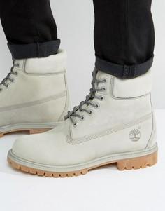 Премиум-ботинки Timberland Classic 6 дюйма - Серый