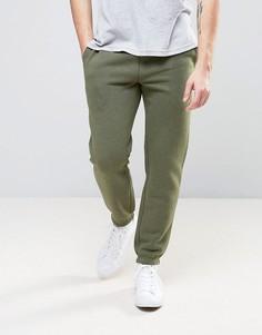 Суженные книзу спортивные штаны цвета хаки с логотипом Jack Wills Gosworth - Зеленый