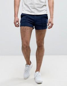 Короткие шорты Fila Vintage - Темно-синий
