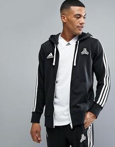 Худи черного цвета adidas Tango AZ9734 - Черный
