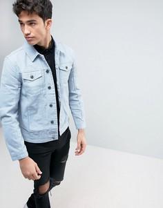 Джинсовая куртка Brave Soul - Синий