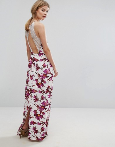 Платье макси Samsoe & Samsoe Willow - Мульти
