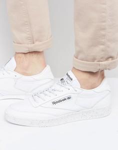 Белые кроссовки Reebok Club C 85 Ice BD1563 - Белый