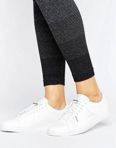 Низкие кроссовки на шнуровке Le Coq Sportif Agate Quick - Белый
