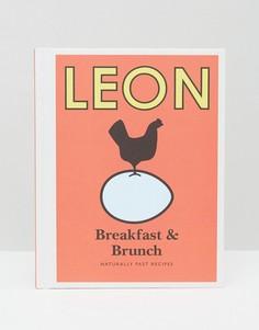 Книга Leon: Breakfast and Brunch - Мульти Books