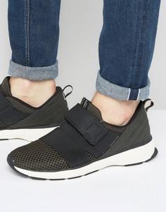 Сетчатые кроссовки с ремешками Jack & Jones Arton - Черный