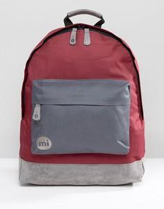 Однотонный рюкзак Mi-Pac - Темно-синий