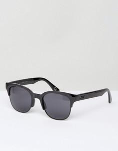 Черные солнцезащитные очки Vans Steam VA311UBKA - Черный