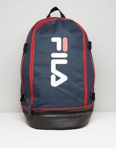Темно-синий рюкзак Fila Vintage - Темно-синий