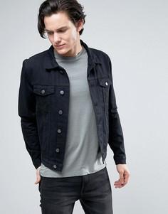 Джинсовая куртка Another Influence - Черный
