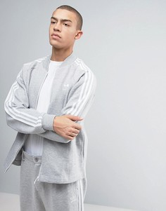 Серая куртка adidas Originals New York Pack Premium BK7219 - Серый