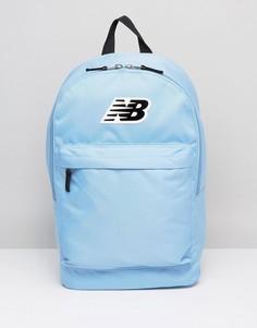 Синий классический рюкзак New Balance Pelham - Синий