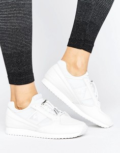 Кроссовки со шнуровкой Le Coq Sportif Premium Eclat - Белый