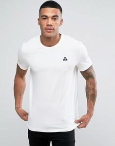 Белая футболка с логотипом Le Coq Sportif 1710540 - Белый