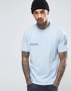 Синяя футболка Kubban - Синий
