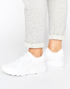 Белые кроссовки Asics Gel-Kayano - Белый