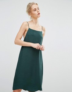 Платье-комбинация Samsoe & Samsoe - Зеленый