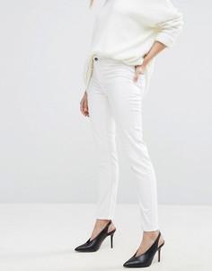 Зауженные джинсы Vila - Серый