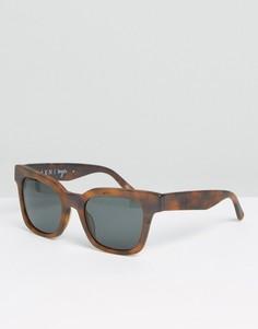 Солнцезащитные очки с затемненными стеклами Raen - Коричневый