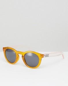 Золотистые солнцезащитные очки Vans Lolligagger - Мульти