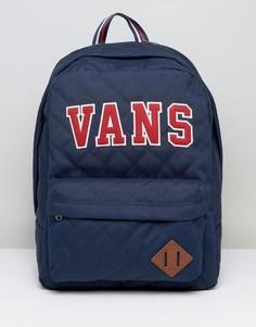 Синий рюкзак Vans Old Skool - Синий