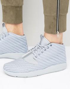 Серые кроссовки чукка Nike Air Jordan Eclipse 881453-003 - Серый