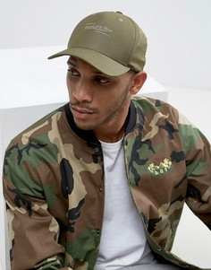 Бейсболка Mitchell & Ness Tactical - Зеленый