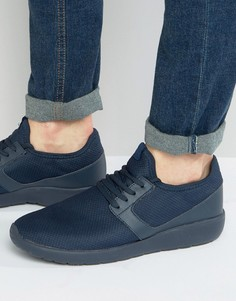 Темно-синие кроссовки Brave Soul Payne - Синий