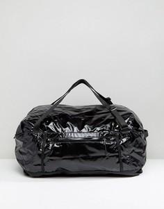 Черная легкая сумка Patagonia Black Hole 45L - Черный
