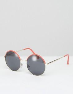 Солнцезащитные очки Vans Circle Of Life - Оранжевый