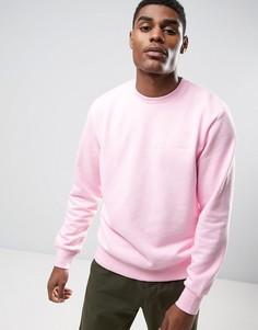 Свитшот с вышивкой Carhartt WIP - Розовый