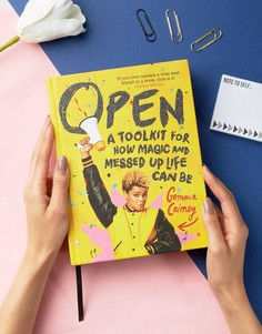Книга Open: A Toolkit for How Magic and Messed Up Life Can Be Джеммы Кэрни (Gemma Cairney - Мульти Books