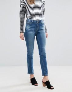 Прямые джинсы Waven Mari - Синий