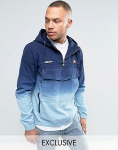 Куртка через голову с эффектом деграде Ellesse - Темно-синий