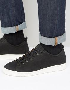 Замшевые кроссовки Paul Smith Miyata - Черный