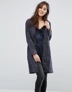 Длинное пальто Sugarhill Boutique - Серый