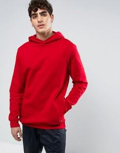 Худи красного цвета Dr Denim Ace - Красный