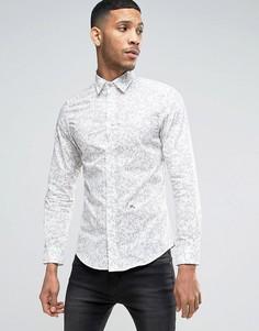 Рубашка с длинными рукавами Diesel S-WEGEE - Белый