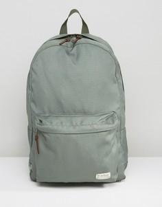 Рюкзак с узором Hollister - Зеленый