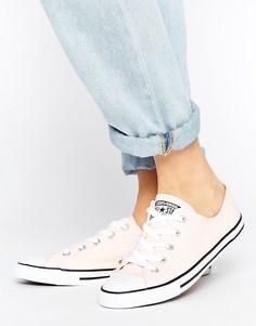 Розовые парусиновые кроссовки Converse Chuck Taylor All Star - Мульти